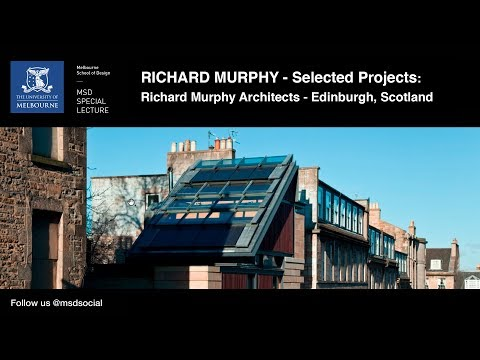 Richard Murphy: Selected Projects