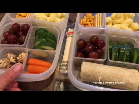 School Lunches | Back In School For The Summer