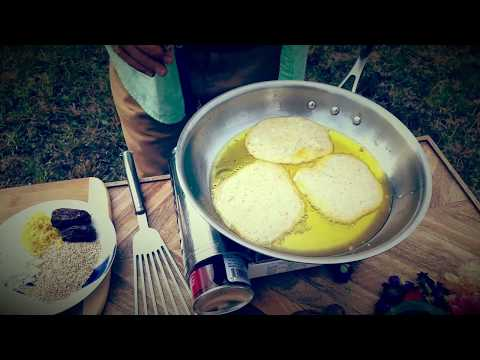 Art of Ayurvedic Cooking: Mung Bean  Pancakes with Apple Pecan Chutney :  Filmed@Isha Foundation,VA