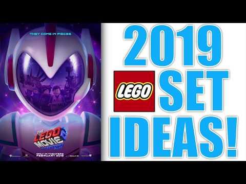 The LEGO Movie 2 2019 SET IDEAS!