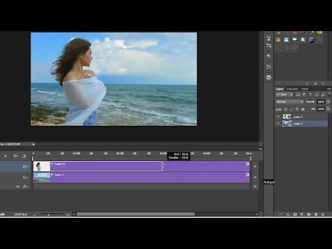 How To Create Parallax Effect in Photoshop ( in Tamil )