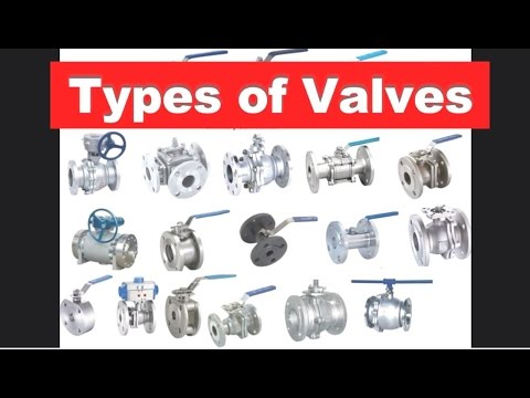 Types of Valves   Piping Official