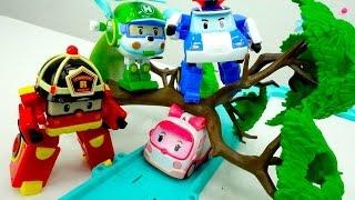 Spielspaß mit den #Robocars - Einsatz nach dem Erdbeben - Spielzeugautos