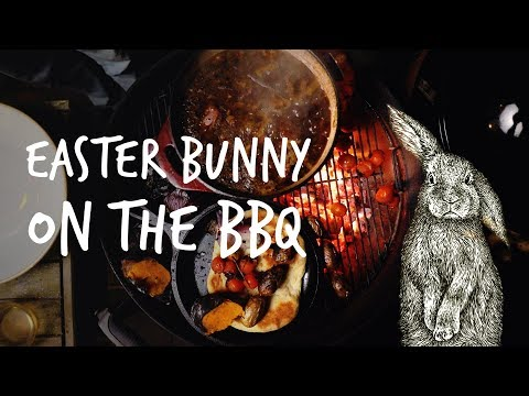 How To BBQ Easter Bunny