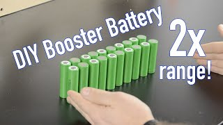 Xiaomi M365 External Battery Endurance Test - Long Version