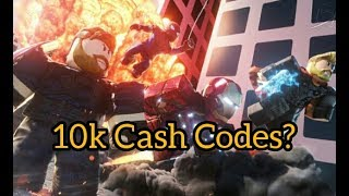 Roblox super hero tycoon codes hiddo | one code on roblox