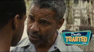 FENCES MOVIE TRAILER REACTION - Double Toasted Highlight