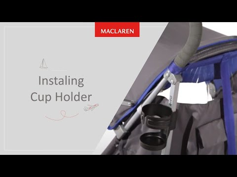 Installing a Cupholder