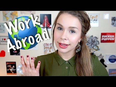 How to find work abroad - Entry level tips!