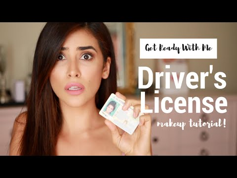 Drivers License Makeup Tutorial (Flawless Foundation Look)