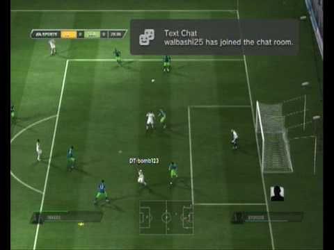 FIFA 2011 realmadrid212 vs DT-bomb123