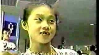 1992 Kim Gwang Suk gymnastics interview