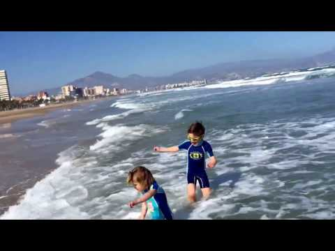 Alicante March 2017 - beach