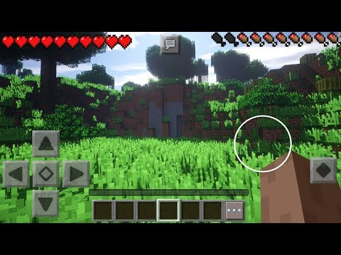 MCPE 1.2 BEST SHADERS - MINECRAFT PE 1.2 CONTINUUM SHADERS TEXTURE PACK REVIEW