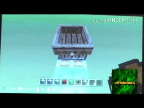 How to make a bomber plane in Minecraft xbox 360 edition