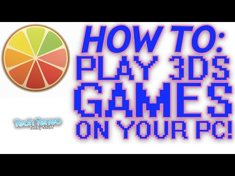How to play 3DS Games on YOUR PC! - Citra Emulator