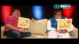 Exclusive Interview | Amitabh Bachchan & Rishi Kapoor | 102 Not Out