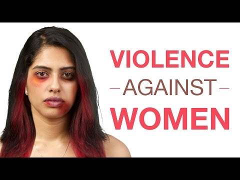 Domestic Violence Against Women - Hindi