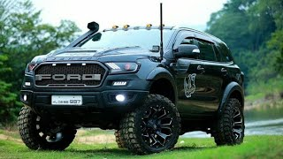 top 10 : best modified ford endeavour | modified ford endeavour in punjab