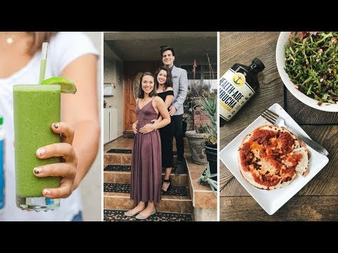 What I Ate Today + a VEGAN Prom!