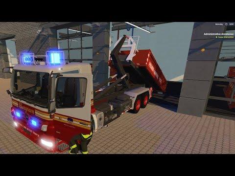 Emergency Call 112 – FDNY Swap Body Vehicle! 4K