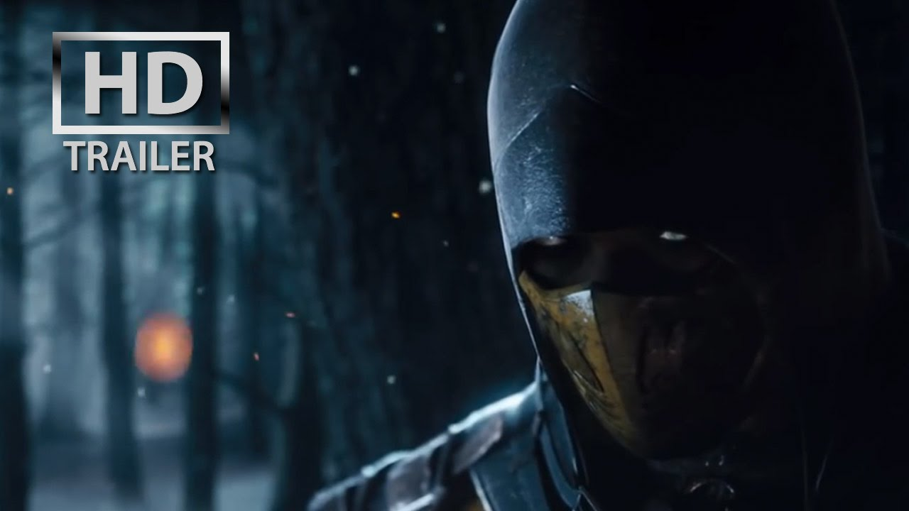 Mortal Kombat X   official trailer (2015)