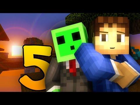 Minecraft Sky Grind #5: