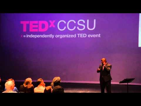 The Power of Public Schools:Cornerstone Academy for Social Action | Jamaal Bowman | TEDxCCSU