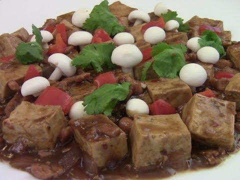 Mother's Day: Chinese Braised Tofu With Pork