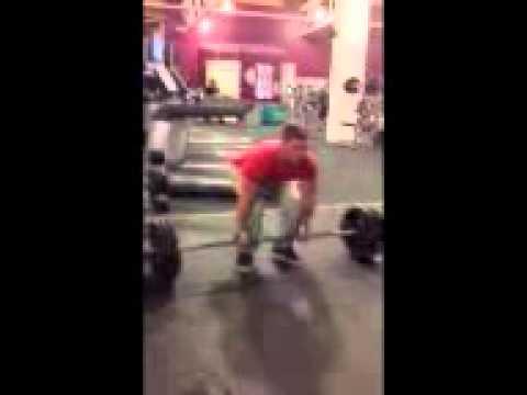 Deadlift 150kg gym weight training muscels strength ,26/85 video