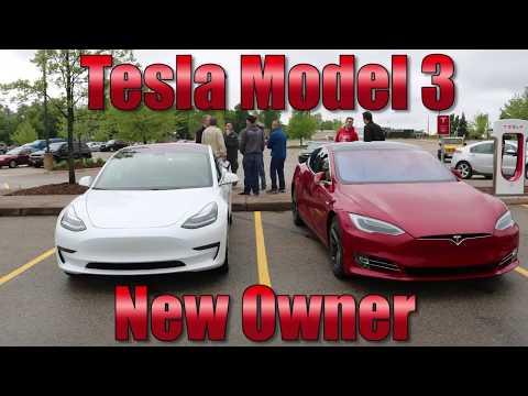 Tesla Model 3 Owner First Impressions