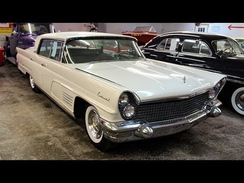 1960 Lincoln Continental Mark V at Country Classic Cars