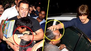 What Bollywood Stars Do When Beggars Ask For Money | Salman Khan | Shahrukh Khan