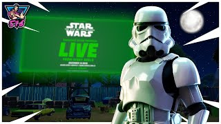 Solos NEW Star Wars Event Coming Soon Fortnite Battle Royale Live