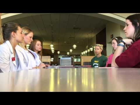 Reducing Stress for Nursing Students
