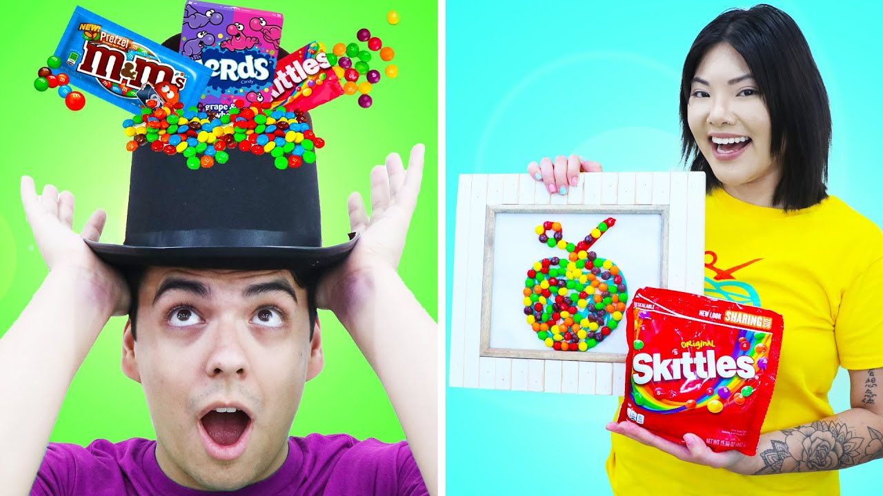 CRAZY WAYS TO SNEAK SNACKS FROM PARENTS | 7 SNEAKING FOOD FUNNY SITUATIONS BY CRAFTY HACKS