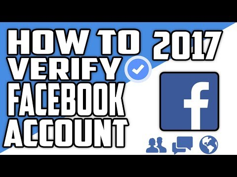 How To Get Verified on Facebook In 1 Hour 100% Working! 2017/2018!