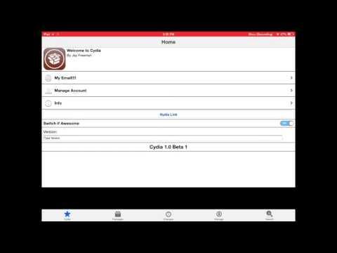 Jailbreak IOS 8.4(beta 1,2,3) 8.3 (Revew)