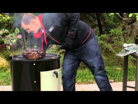 Weber Kevin's Backyard - Pulled Pork