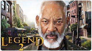 I AM LEGEND 2 Patient Zero (2021) With Will Smith \u0026 Alice Braga