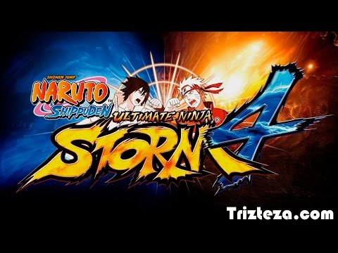 Naruto Vs Sasuke Luta Final - Naruto Ultimate Ninja Storm 4 PC