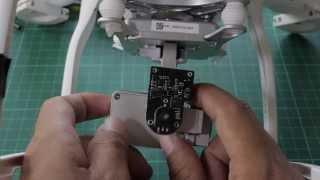 Phantom 3 Standard Camera Gimbal Misalignment and Motor Overload FIXED!