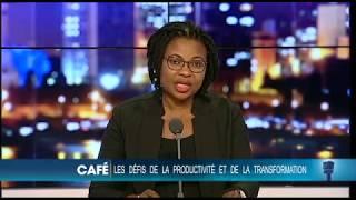 Le 20 heures de RTI1 du 8 février 2018 par Delphine Gbla