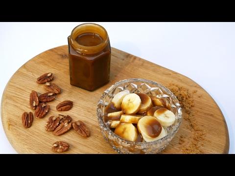 Easy Homemade Toffee Sauce Recipe - Treat Factory