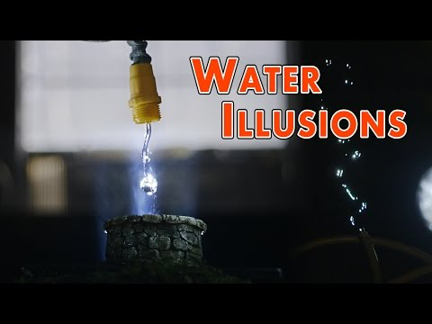 How to create Water Illusions   Shanks FX   PBS Digital Studios