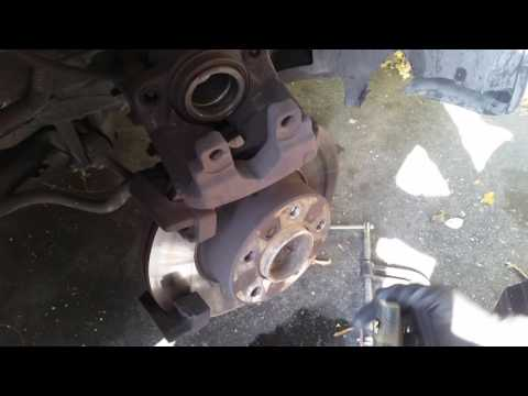 How to replace brake pads on BMW e39