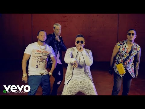 Nacho, Noriel, El Alfa, Bulova - Hoy Me Desacato (Dale Pipo Remix) [Official Video]