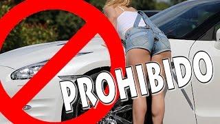 Top 5: Errores al lavar tu auto