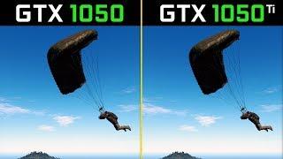 PUBG GTX 1050 vs. GTX 1050 Ti (Performance Comparison)