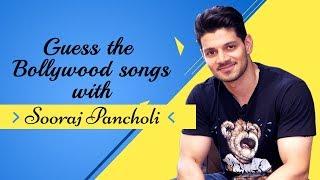 Sooraj Pancholi Guesses Bollywood songs through English Lyrics  Rahul Jain   Dim Dim Light